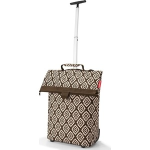 Сумка-тележка Reisenthel Trolley M diamonds mocha NT6039