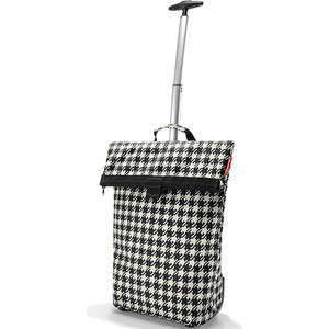 Сумка-тележка Reisenthel Trolley M fifties black NT7028 tissbely black m