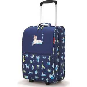 Чемодан детский Reisenthel Trolley XS ABC friends blue IL4066