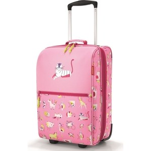 Чемодан детский Reisenthel Trolley XS ABC friends pink IL3066