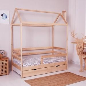 Кровать домик Incanto Dream Home натуральное дерево KR-0037/00