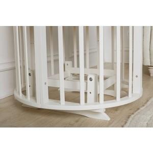 Маятник поперечный для кроватки Incanto Mimi белый DP-0005/0