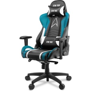 Кресло Arozzi Gaming chair star trek edition blue
