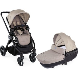 Коляска 2 в 1 Chicco Best Friend Crossover Beige 100021