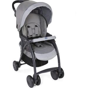 Коляска прогулочная Chicco SimpliCity Plus Top Grey 94996 коляска прогулочная chicco коляска simplicity plus top anthracite 54951