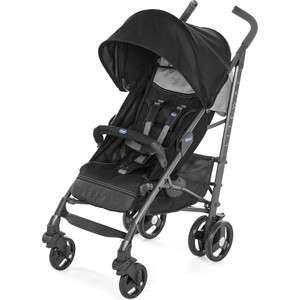 Коляска трость Chicco Lite Way 3 Top Jet Black 94716