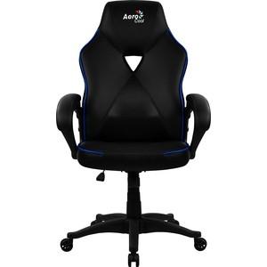 купить Кресло для геймера Aerocool AC50C air black blue недорого