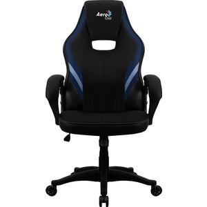 цена на Кресло для геймера Aerocool AERO 2 alpha black blue