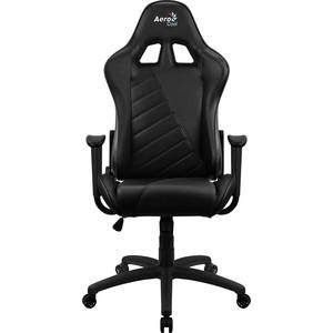 Кресло для геймера Aerocool AC110 air all black кресло для геймера aerocool ac60c air bg черно зеленое