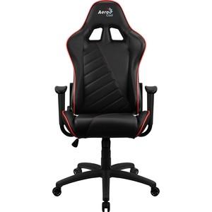 Кресло для геймера Aerocool AC110 air black red кресло для геймера aerocool ac60c air bg черно зеленое