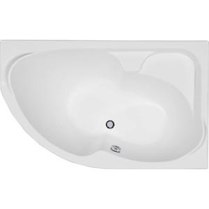 Акриловая ванна Aquanet Allento асимметричная 170x100 см правая (203900) акриловая ванна roca merida 170x100 асимметричная левая белая zru9302992
