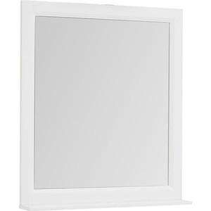 Зеркало с полкой Aquanet Денвер 80,4 белый (199213)