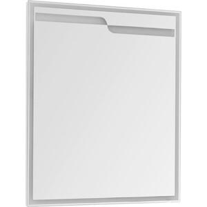 Зеркало Aquanet Модена 75 белый (198492)