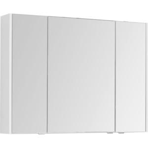 Зеркало-шкаф Aquanet Остин 105 белый (203928)