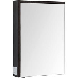 Зеркальный шкаф Aquanet Фостер 60 эвкалипт мистери/белый (202060)