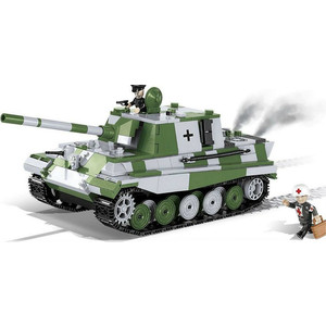 Конструктор COBI Jagdpanzer VI Jagdtiger цена и фото