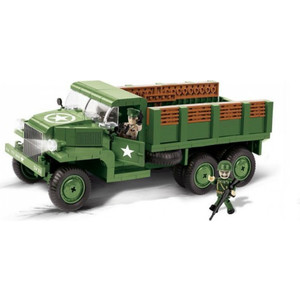 Конструктор COBI GMC CCKW 353 Transport Truck