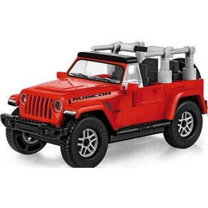 Конструктор COBI Jeep Wrangler Rubicon игрушка bruder внедорожник jeep wrangler unlimited rubicon полиция с фигуркой 02 526