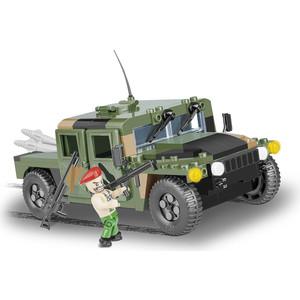 Конструктор COBI NATO Armored ALL-Terrain Vehicle eu nato relations