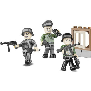 Конструктор COBI German Soldiers