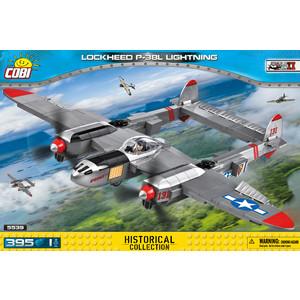 Конструктор COBI Самолет P-38L Lightning
