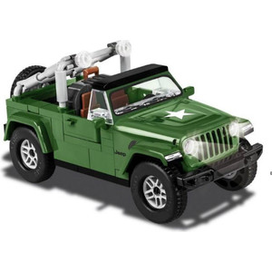 Конструктор COBI Jeep Wrangler Military телефон jeep f605
