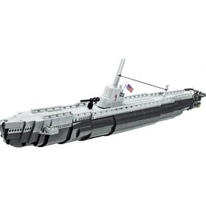 Конструктор COBI Gato Class Submarine - USS Wahoo SS-238 wahoo aero out front mount для wahoo elemnt