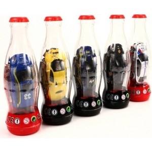Create Toys Радиоуправляемая машинка масштаба 1:53 в пластиковой бутылке