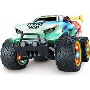 CS Toys Радиоуправляемый джип со светящимися колесами - 1326-1A