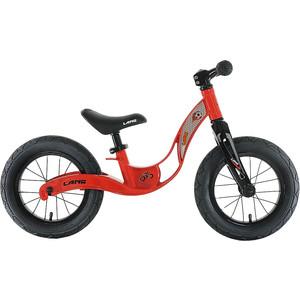 Беговел LANQ Magnesium красно-черный колеса надувные wln-1248rb