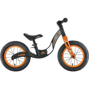 надувные батуты Беговел LANQ Magnesium черный-оранжевый колеса надувные wln-1248bo
