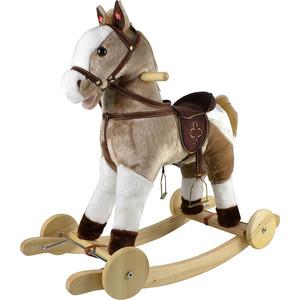 Качалка лошадка Pituso Fandango серый с белым 74x30x64 см gs2057w fuel fandango fuel fandango
