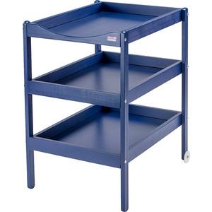 цена на Столик для пеленания Combelle Susie (дерево) с 3-я полочками 52х82х87 см темно - синий 136