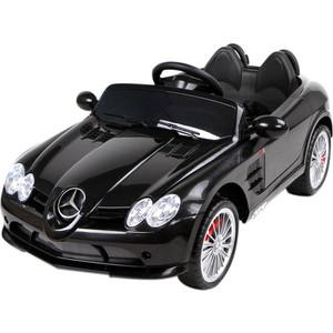 Электромобиль Shine Ring Mercedes Slr Mclaren 12v/7ah черный dmd-722s цена