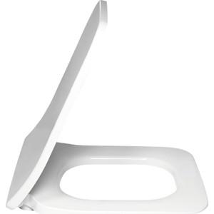 Сиденье для унитаза Villeroy Boch Venticello с микролифтом, быстросъемное, белый альпин (9M79S101)