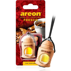 Ароматизатор автомобильный Areon FRESCO Кофе Coffee