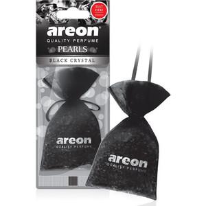 Ароматизатор автомобильный Areon PEARLS Черный кристалл Black Crystal