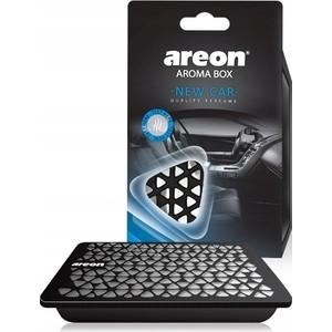 Ароматизатор автомобильный Areon AROMA BOX Новая машина New Car