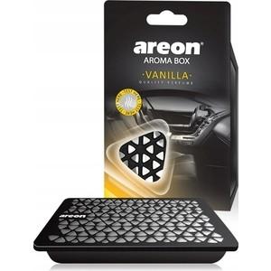 Ароматизатор автомобильный Areon AROMA BOX Ваниль Vanilla