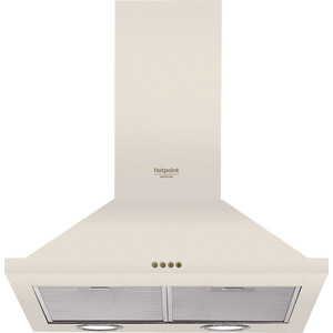 цена на Вытяжка Hotpoint-Ariston HHPN 6.5F LM OW