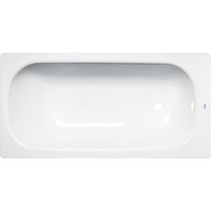 Стальная ванна ВИЗ Donna Vanna 160х75 с ножками белая орхидея DV-63501  2353790083110
