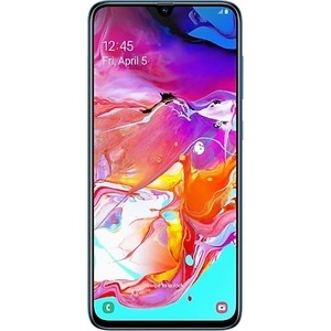 Смартфон Samsung Galaxy A70 6/128GB Blue htc u12 128gb translucent blue