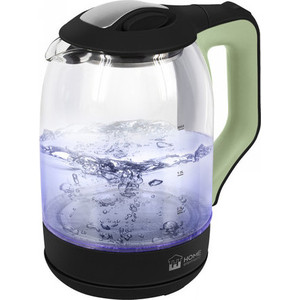 Чайник электрический Home Element HE-KT190 темный нефрит миксер ручной home element he kp800 зеленый нефрит