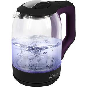 Чайник электрический Home Element HE-KT190 фиолетовый чароит чайник home element he kt160
