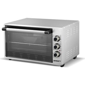 Мини-печь Kraft KF-MO 3201 GR серый