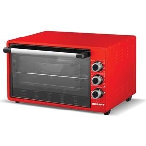 Мини-печь Kraft KF-MO 3201 R красный kraft kf dm 140