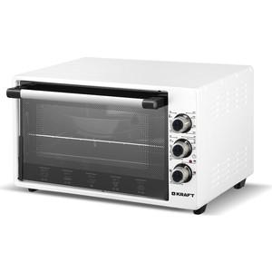 Мини-печь Kraft KF-MO 3201 W белый электропечь kraft kf mo 3801 w белый