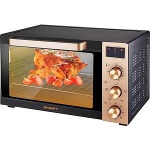 Мини-печь Kraft KF-MO 3507 KGL золотой цена и фото