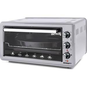 Мини-печь Kraft KF-MO 4513 KGR серый