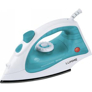 Утюг Lumme LU-1130 голубая бирюза